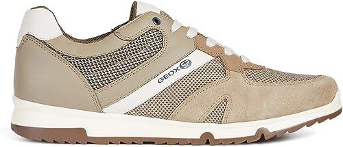 Geox Herren Sneaker Low U Wilmer B: : Schuhe