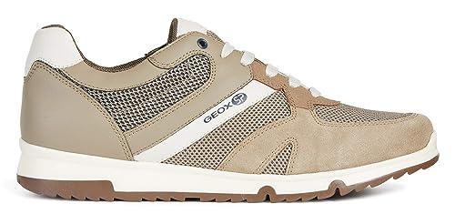 GEOX UOMO BASSO RAVEX Uomini SneakerScarpe