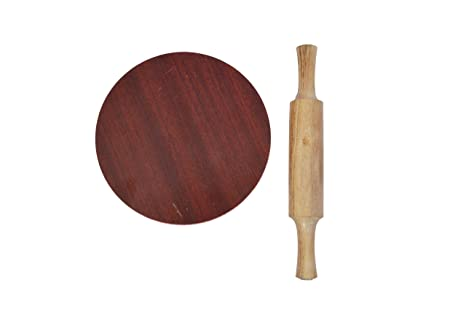 Krishna Rolling Pin And Rolling Board 1010 Amazonin Home Improvement