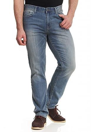 05326ecdfc7a0 Calvin Klein Men s Slim Straight Leg Jeans at Amazon Men s Clothing ...