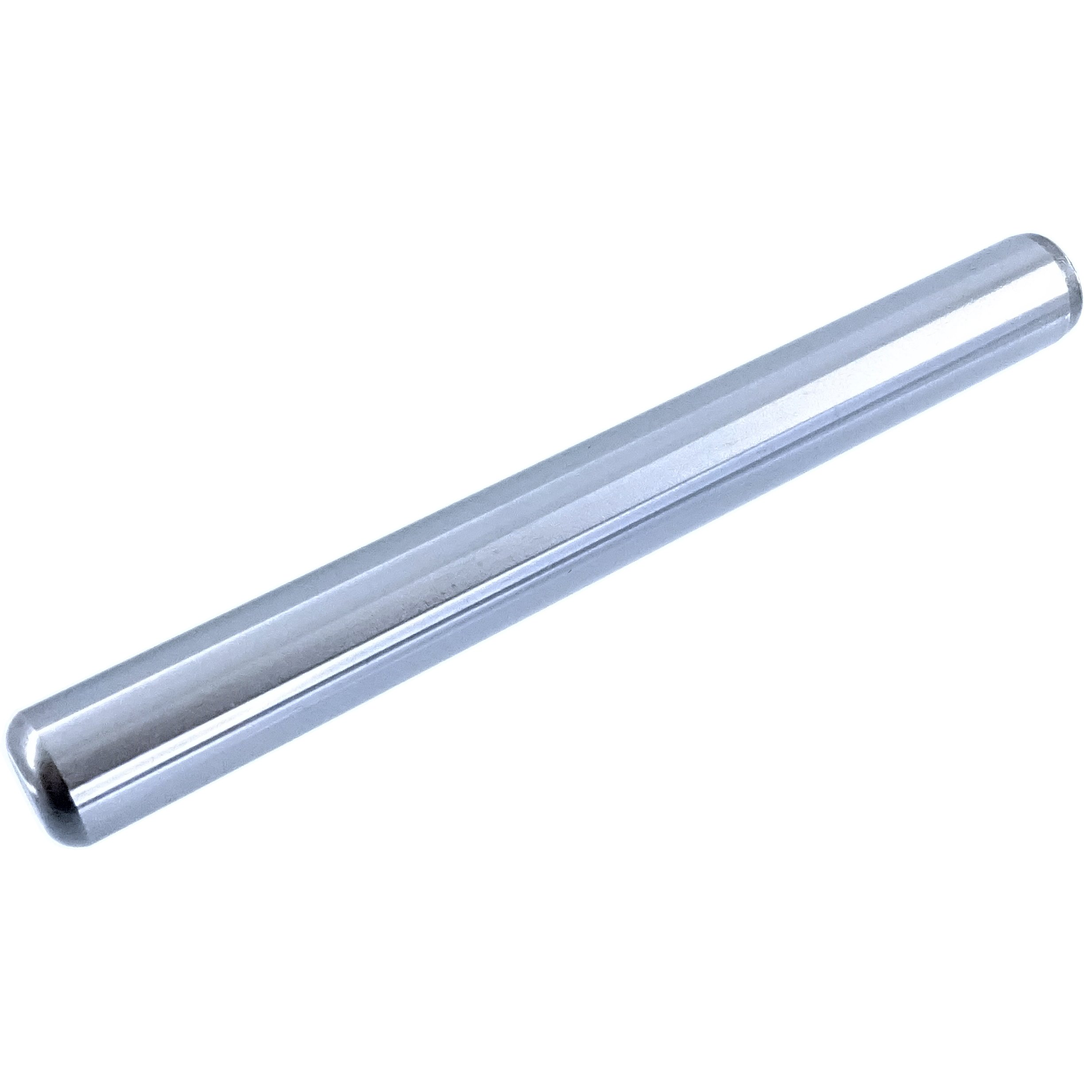 7/16 x 4'' Dowel Pins, Alloy Steel, Pack of 4