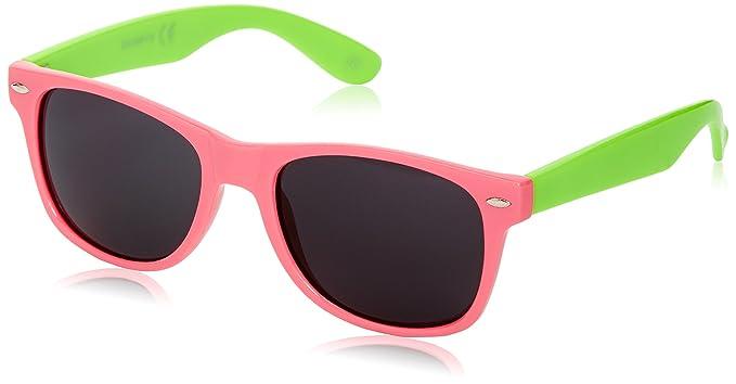 Gafas Pinkgreen Talla S041 sol de Sunoptic Wayfarer única rwBSqrUz