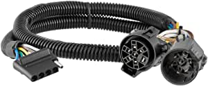 CURT 56584 Replacement Vehicle-Side Custom USCAR 5-Pin Trailer Wiring Harness