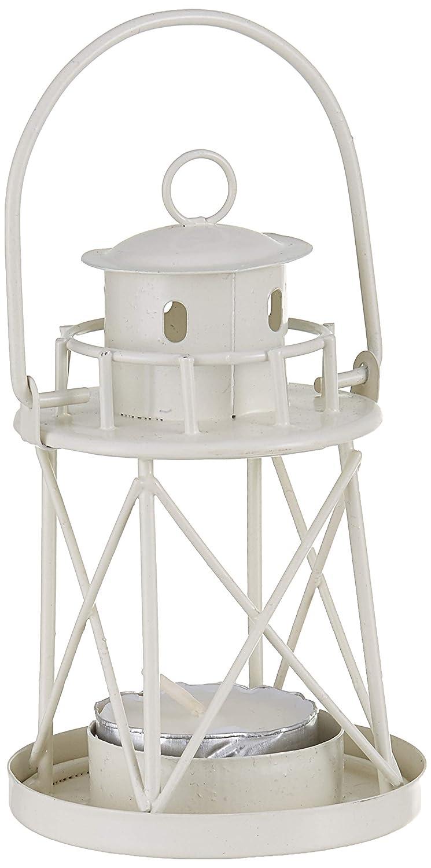 Kate Aspen 14037WT Lighthouse Tealight Holder