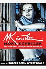 Mort Künstler: The Godfather of Pulp Fiction Illustrators (11) (Men's Adventure Library) Hardcover