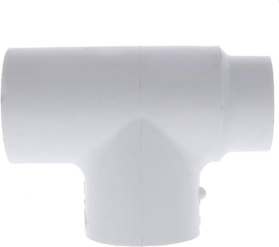 1 x 1 x 3//4 PVC Sch. 40 Reducing Tee Pack of 50