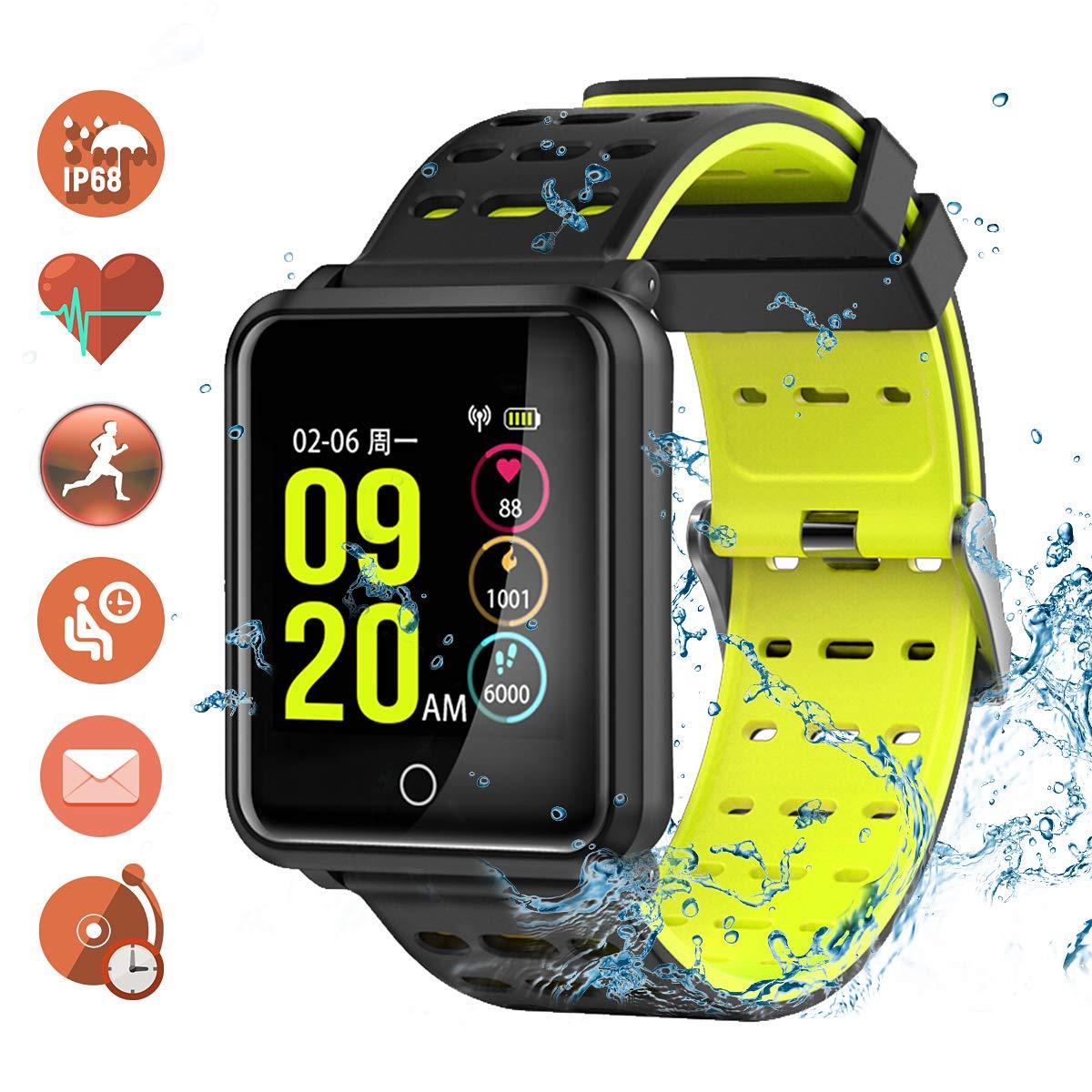 Smart Watch TagoBee TB06 IP68 Fitness Tracker for Swimming Bluetooth Waterproof Activity Tracker Smart Bracelet for Men Women Kids Smart Band Suport ...