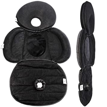 DMoose Car Seat Insert Snuzzler With Piddle Pad Premium Quality All In One