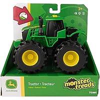 John Deere John Deere-46656 Monster treads, Multicolor (Tomy