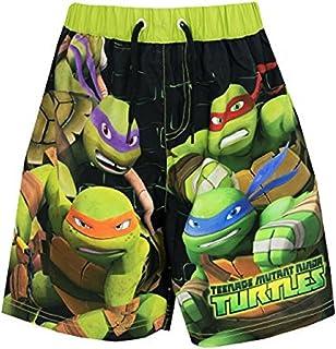Teenage Mutant Ninja Turtles Boys' Ninja Turtles Swim Shorts