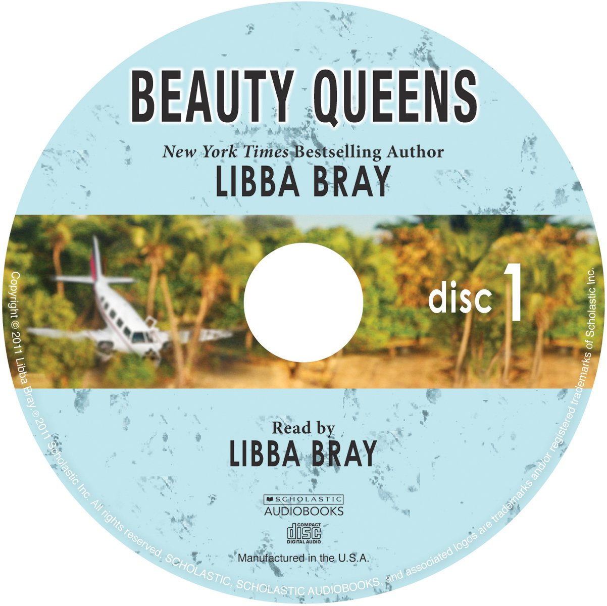 Beauty Queens - Audio