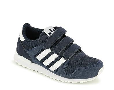 best service 092d1 15362 adidas ZX 700 CF, Basket Mode Enfant  Amazon.fr  Chaussures et Sacs