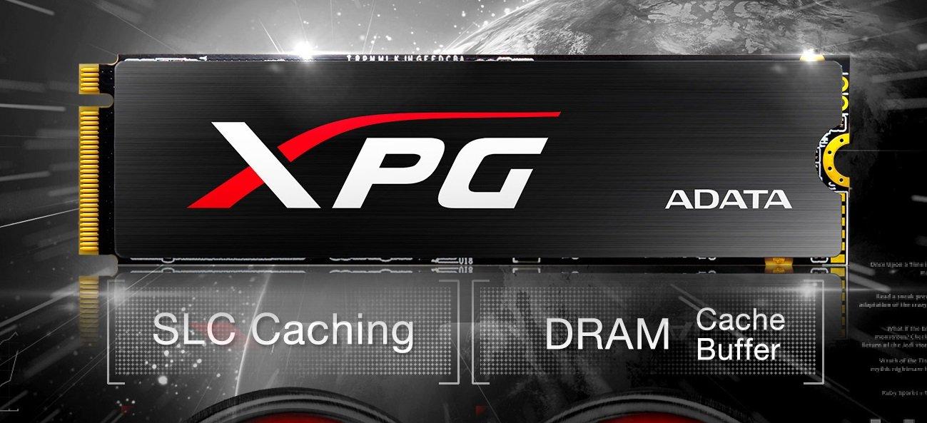 XPG SX8200 240GB 3D NAND NVMe Gen3x4 M.2 2280 Solid State Drive (ASX8200NP-240GT-C) by XPG (Image #5)
