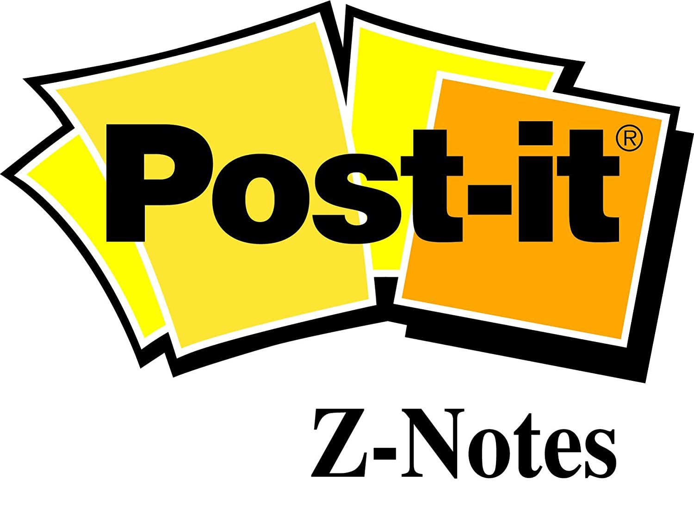 Post-It R-330-NR Notas adhesivas 6 unidades