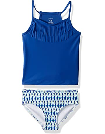 edc126e10998a Carter's Girls' Two-Piece Swimsuit