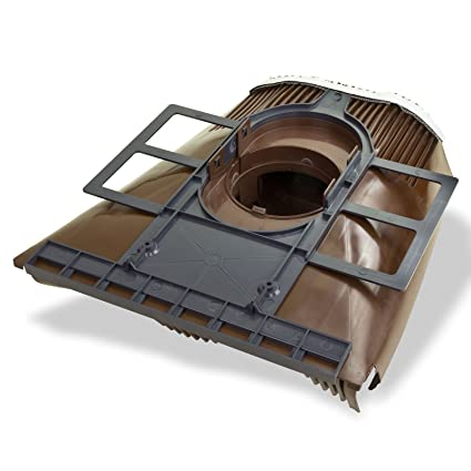 Klöber Venduct DUO Solardurchführungs-Set braun Universal Solar Dachdurchführung