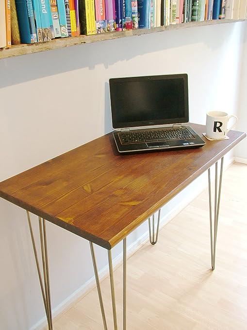 craftedtime Amortiguador anticaídas diseñado Hecha a Mano Mesa de ...