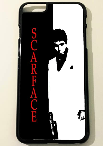 premium selection bc4e2 a81df Amazon.com: Iphone 7 Plus Scarface Solid Case: Everything Else