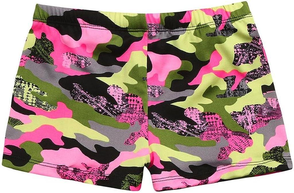 DOINSHOP Swim Trunks Kids Baby Boys Stretch Bathsuit Swimsuit Swimwear Shorts