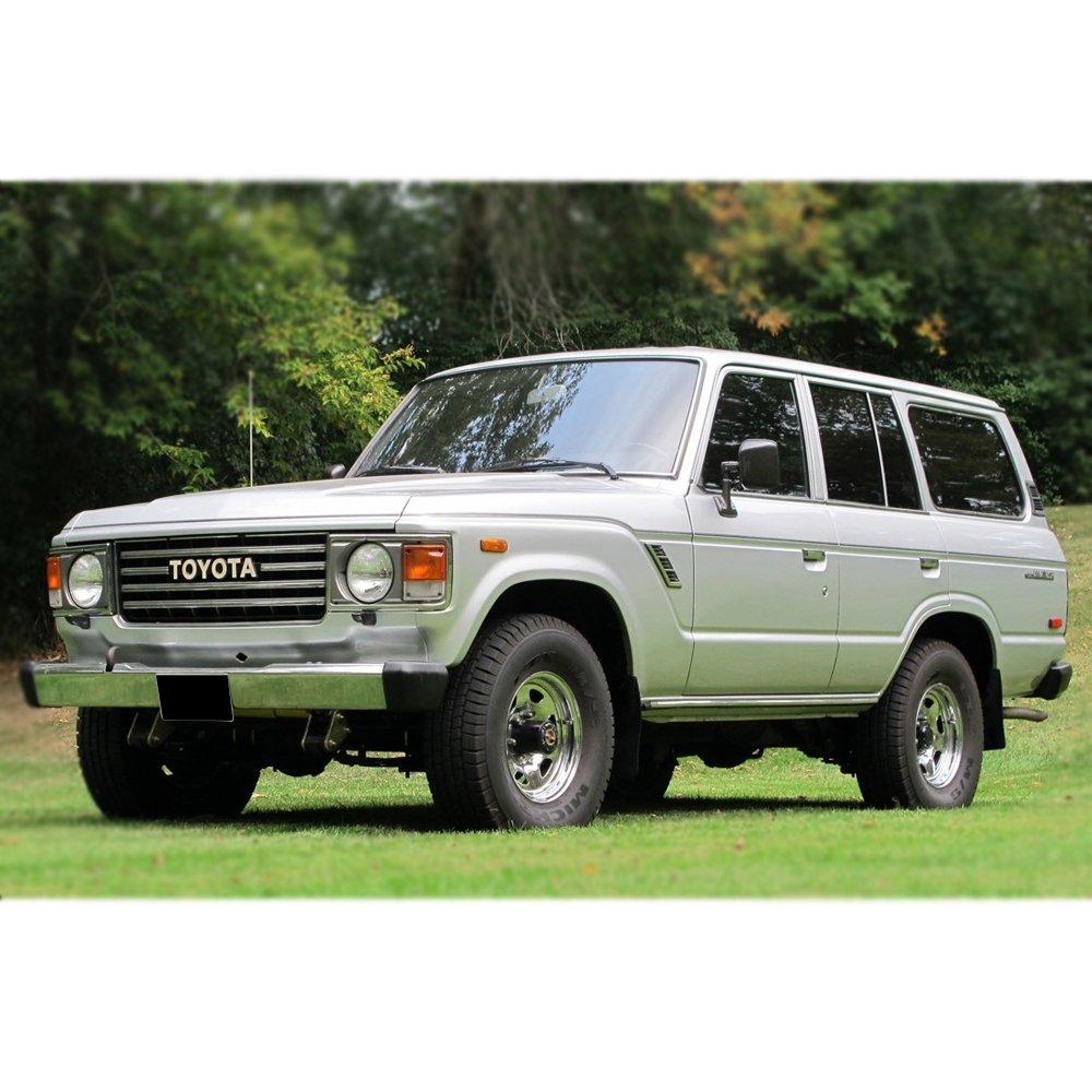 Enlace del limpiaparabrisas para Toyota Land Cruiser 60 Series FJ60 bj60 HJ60 1980 - 89: Amazon.es: Coche y moto