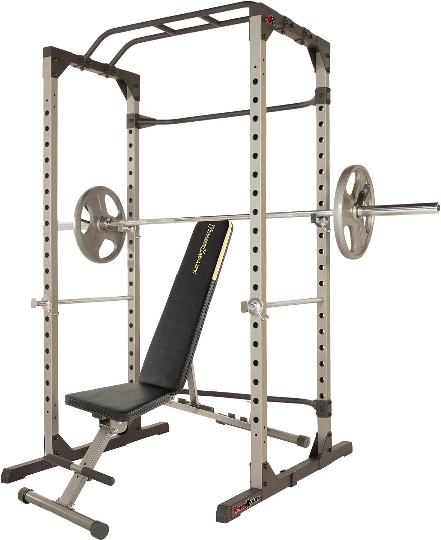 Powerrack Fitness Cage Fitness Reality bei amazon kaufen