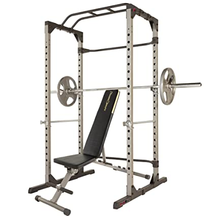 Lovely Fitness Reality 810XLT Super Max Power Cage With The 800 Lb Capacity Super  Max 1000 Weight
