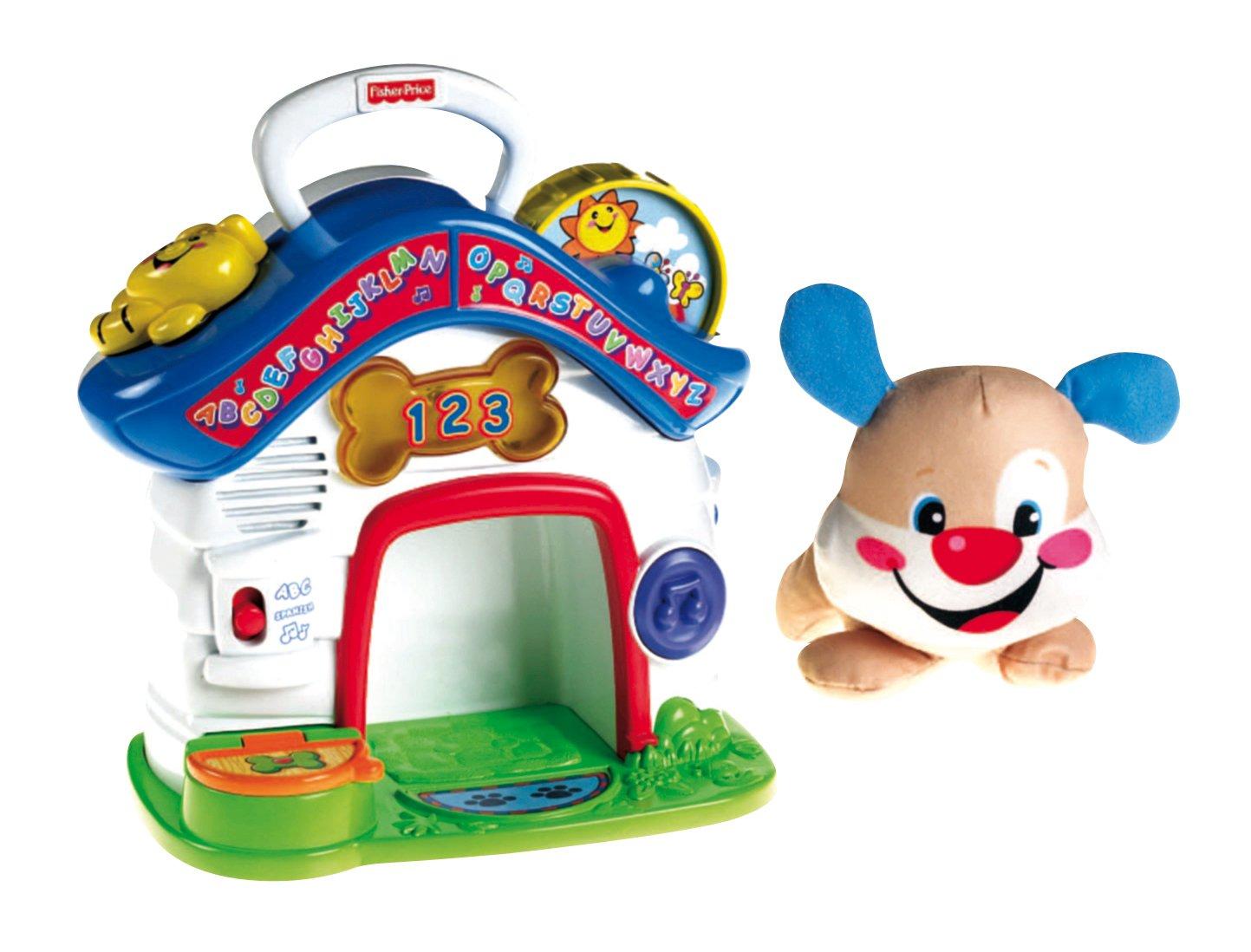 Fisher Price W Fp Caseta Perrito Aprendizaje Mattel