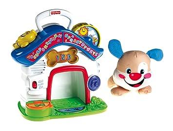 Fisher-Price W9747 - Fp Caseta Perrito Aprendizaje (Mattel): Amazon.es: Juguetes y juegos