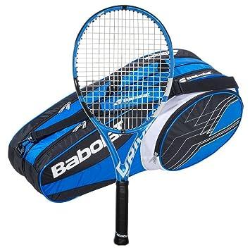 Amazon.com: Babolat 2016 Pure Drive 110 – Raqueta de tenis ...