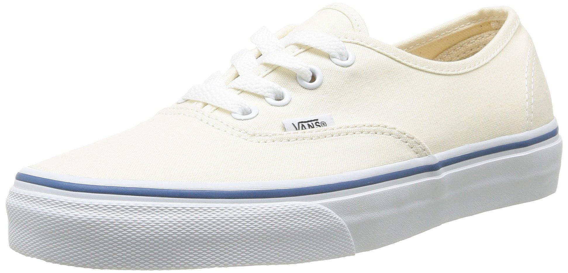 Vans Authentic(tm) Core Classics, White, Men's 6.5, Women's 8 Medium by Vans