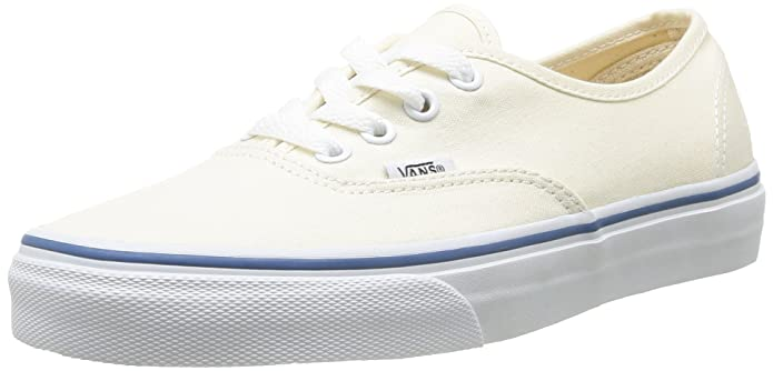 Vans Authentic Sneakers Damen Herren Unisex Weiß