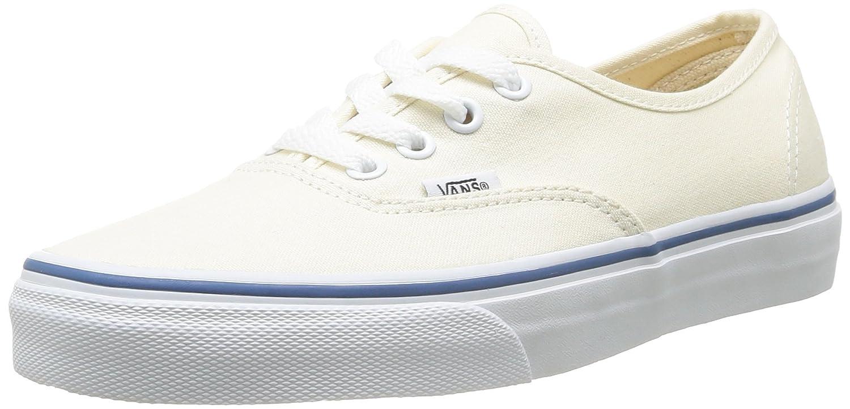 Vans Herren Authentic Core Classic Sneakers B000W8CGFC 6.5 B(M) US Women / 5 D(M) US Men|White/Off White