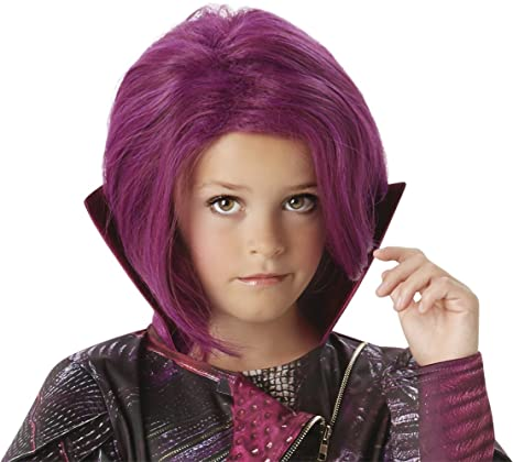 Childs Descendants Mal Wig by Rubies