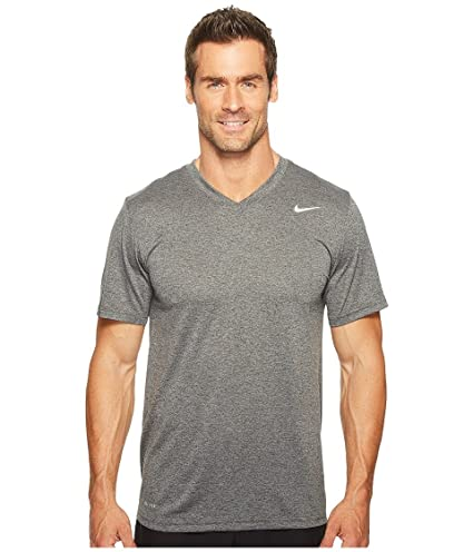 e14067a8f9258 Image Unavailable. Image not available for. Color: Nike Mens Legend V-Neck  Training T-Shirt ...