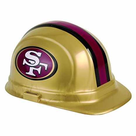 Amazon.com   NFL San Francisco 49ers Hard Hat 6a9f209c8222