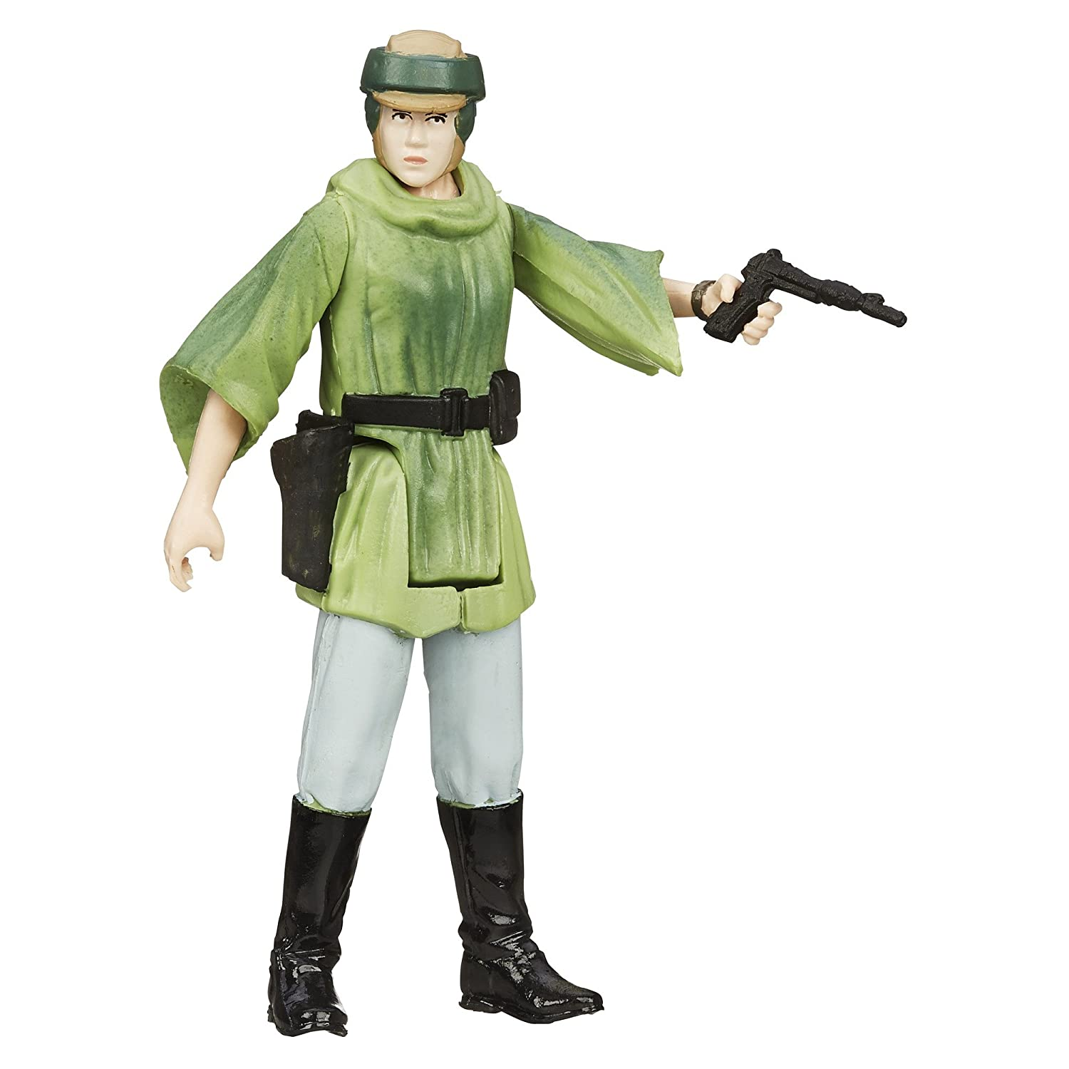 Star Wars Saga Legends Princess Leia Endor Figure Hasbro B1115AS0