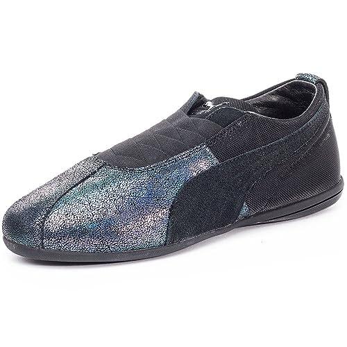 Nero nero Eskiva Amazon Sneaker it Ds Eu Puma Donna Low 38 wPgCCHpq6 b57259eaf5a
