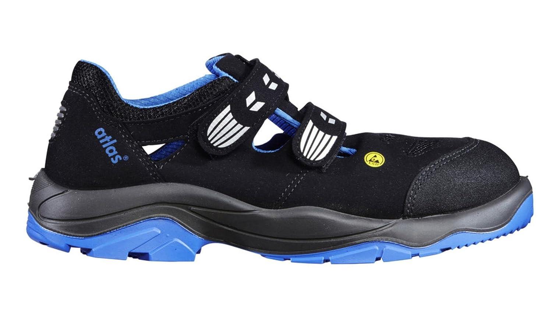 Atlas SL 465 XP - Calzado de protección para hombre negro / azul: Amazon.es: Zapatos y complementos