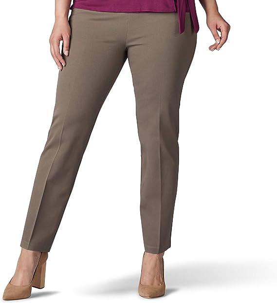 Lee Uniforms Pantalones De Mujer Talla Grande Verde Gris 26 Petite Amazon Com Mx Ropa Zapatos Y Accesorios