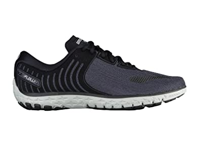 06dd6997dc9 Brooks Men s PureFlow 6 Heather Black Grey Pinstripe Nylon Running Shoes 13  M US  Buy Online at Low Prices in India - Amazon.in