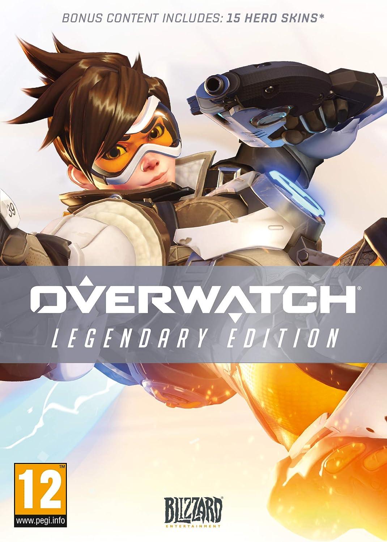 Overwatch Legendary Edition (PC CD) [Importación inglesa]: Amazon ...