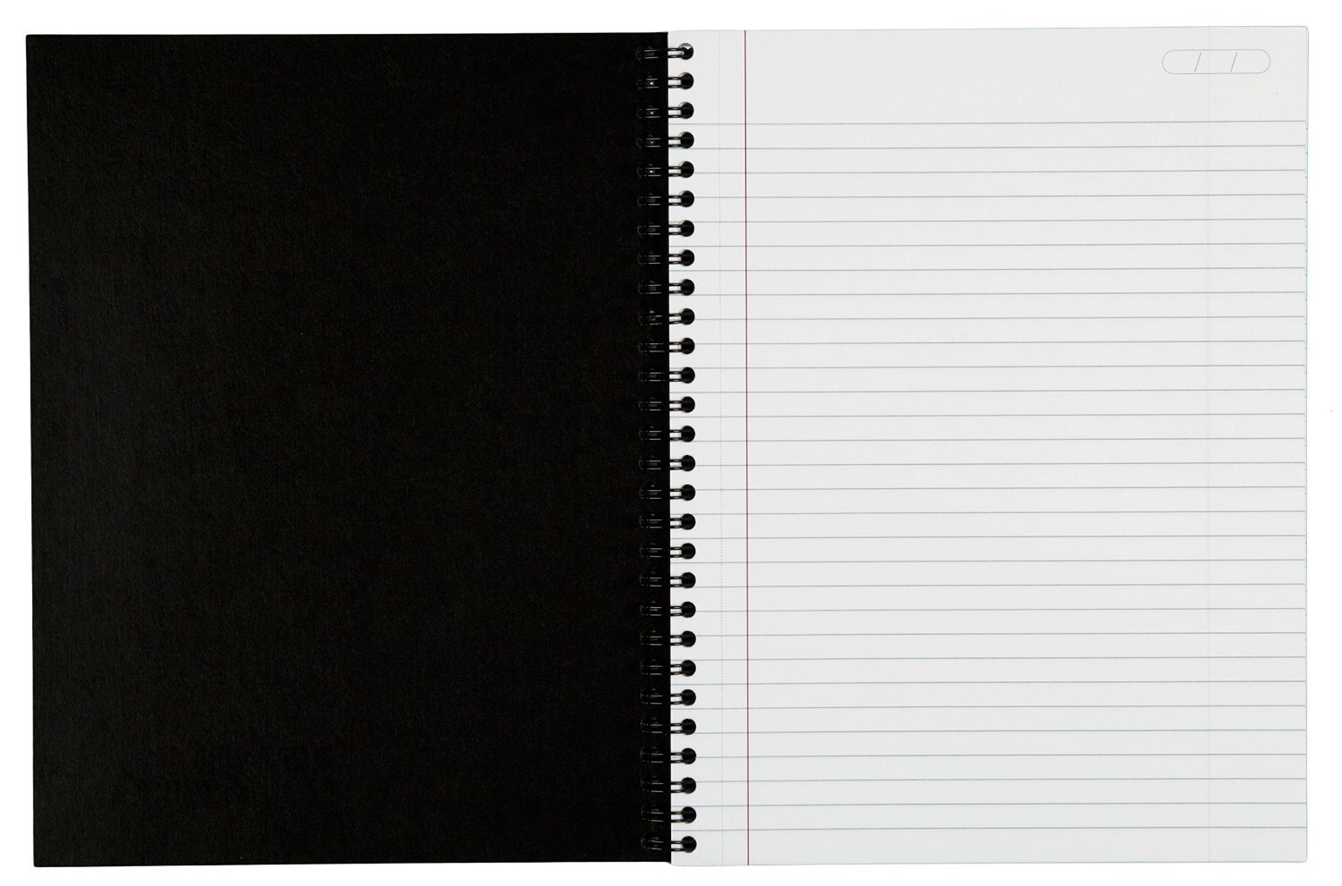 Mead Cambridge Wirebound Business Notebook, Notebook, Notebook, Legal Rule, 6 5 8 x 9 1 2 Inches, 1 Subject, Weiß, 80 Sheets per Pad (06672) by Mead B012BRZBLW   Schön und charmant  84b061