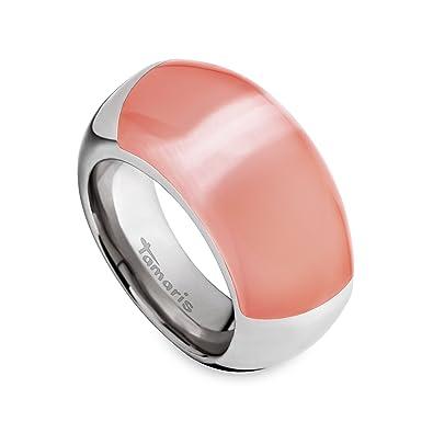 beste Seite Niedriger Verkaufspreis suche nach authentisch Tamaris A0011030 Ring Candy Stainless Steel Apricot: Amazon ...