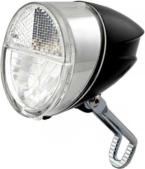 nean Luz Delantera de la lámpara de Bicicleta CREE LED Dynamo con ...