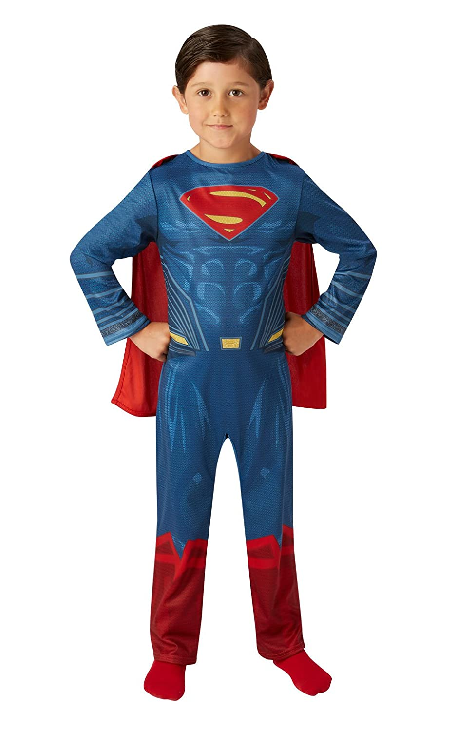 Rubie's Official Child's Dc Comics Warner Bros Dawn of Justice Superman Costume - Small Rubie's 620426S