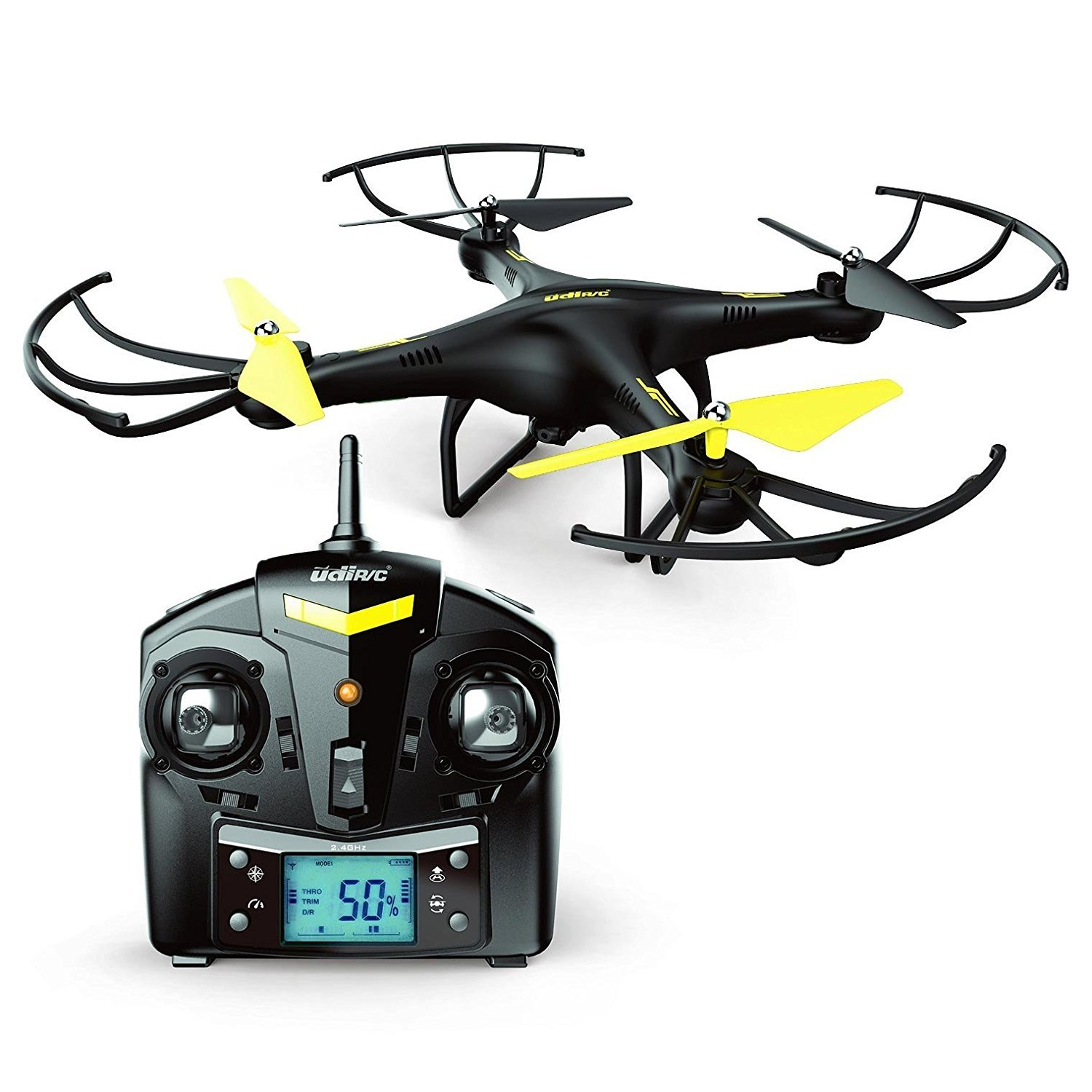 RC Quadcopter Drone with HD Camera