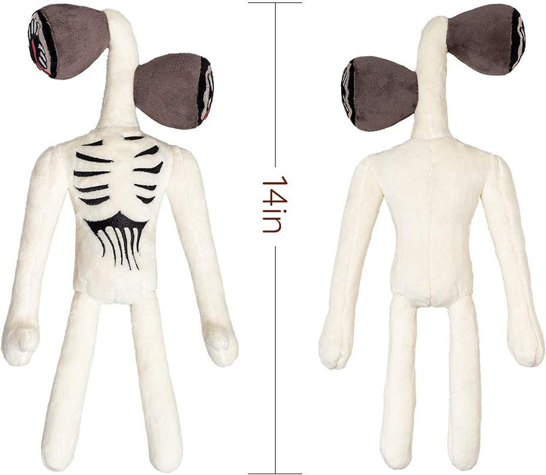 Siren Head Plush Toy First Halloween Soft Toys Gifts for Kids Kawaii Pillow Halloween Plush