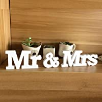 (Type 1) - Mr & Mrs Letters for