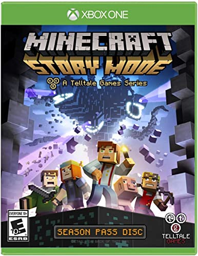 Minecraft: Story Mode - Season Disc - Xbox One