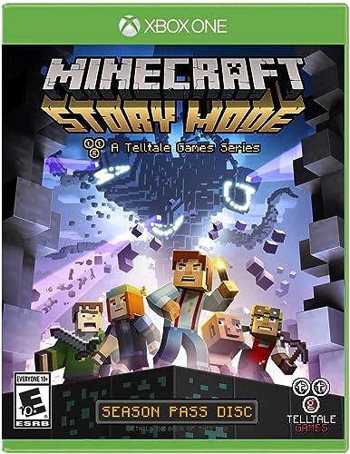 Minecraft: Story Mode - Season Disc - Xbox One